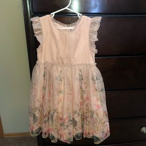 Next Floral Dress Size 5